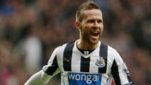 PSG : Cabaye annonce à demi-mot qu'il ne quittera pas Newcastle cet hiver .