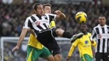 Newcastle prête Jonas Gutierrez à Norwich