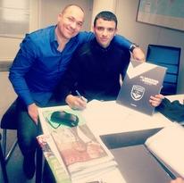 Hazem Haj Hassen s'engage a Bordeaux