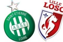 Saint-Etienne domine le LOSC (2-0)