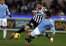 SerieA : Coup d'arrêt pour la Juventus