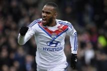 Ligue 1 : Lyon coule Evian T-G et prend provisoirement la 5e place .