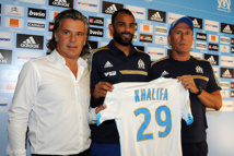 OM : Khalifa vers le Qatar ?