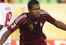 Rubin Kazan : Rondon transféré au Zenit Saint-Pétersbourg pour 18 millions d'euros