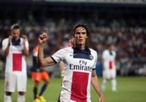 PSG : Edinson Cavani absent trois semaines