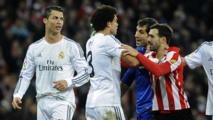 Liga : Le Real Madrid tenu en échec , Ronaldo expulsé !