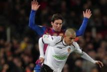 """Barça - Valence : Feghouli """"J'ai vu des joueurs qui doutaient"""""""