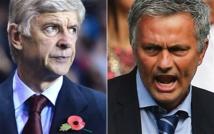 """Mourinho considère Wenger comme un """"un spécialiste de l'échec"""""""
