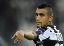 Juventus : Vidal c'est 50 millions d'euros .