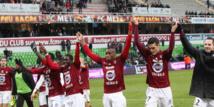 Ligue 2 : Metz conforte sa première place en s'imposant face à Clermont !