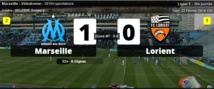 Marseille bat Lorient et revient dans la course à l'Europe