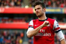 P-L : Arsenal-Sunderland (4-1), Giroud rassure !