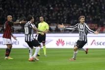 La Juventus domine le Milan AC et fonce vers le titre !