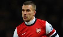Arsenal : Podolski vers l'Inter Milan ?