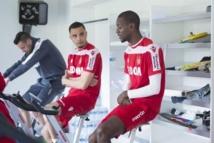 Monaco: Retour d'Abidal à l'entraînement