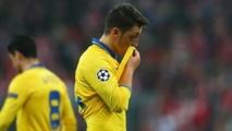 Arsenal : Özil absent plusieurs semaines !