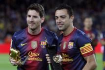 """Barça - Xavi : """"Manchester City peut oublier le transfert de Lionel Messi"""""""