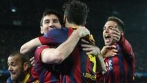 LdC : Le Barça n'est pas mort !