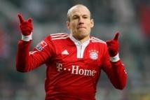 Bayern Munich : Robben prolonge !