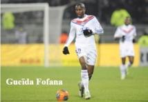 Lyon : Gueïda Fofana forfait entre 4 à 6 semaines !