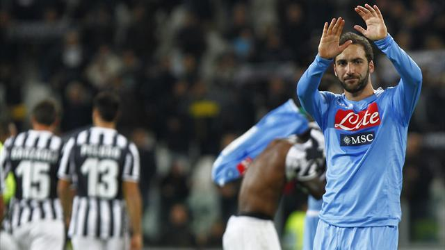Serie A: Naples fait tomber la Juve !