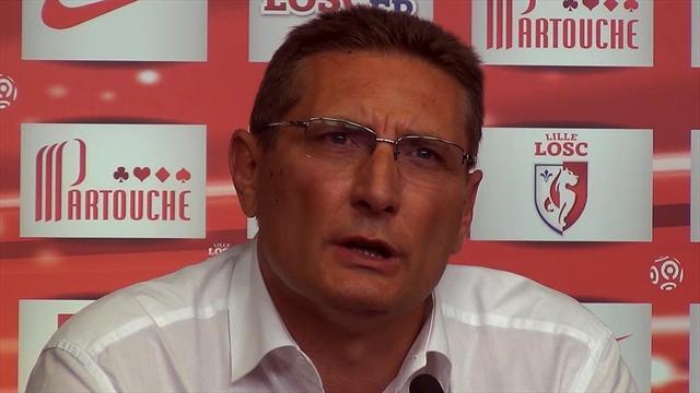 LOSC : Frédéric Paquet critique l'attitude de ses supporters !