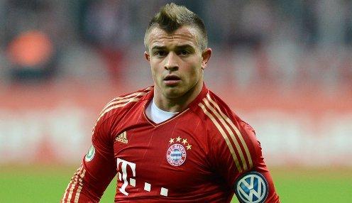 Bayern Munich : Vers un prêt de 2 ans de Shaqiri ?
