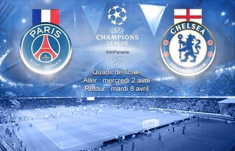 Paris Saint-Germain - Chelsea: A 24 heures du choc...