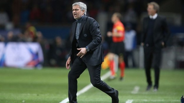 Chelsea : Mourinho tacle ses attaquants !