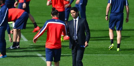 PSG : Al Khelaïfi refusera toutes les offres pour Cavani !