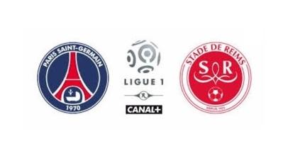 Les groupes pour la rencontre entre le Paris Saint-germain et le Stade de Reims