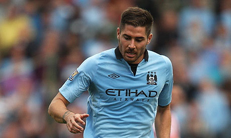 Man City : Javi Garcia sur les tablettes de l'Inter Milan !