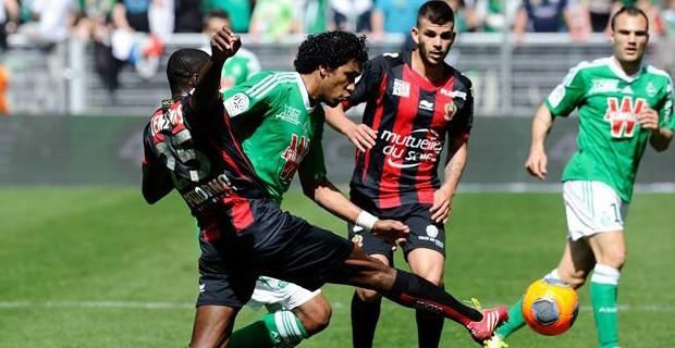 Ligue 1 : L'ASSE se contente d'un nul face à Nice !