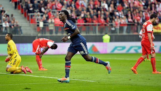 L'OL envoie un peu plus Valenciennes vers la Ligue 2 !