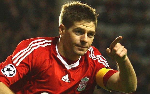 Liverpool : Deux ans de plus pour Gerrard !