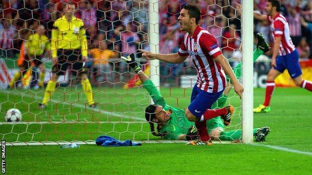 LdC : L'Atlético sort le Barça !
