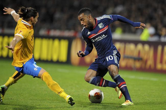 Europa League : Lyon n'aura pas démérité !