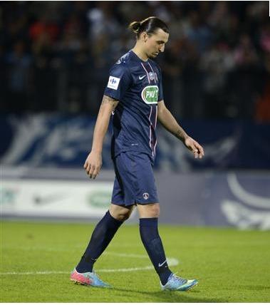 Zlatan Ibrahimovic est en deuil