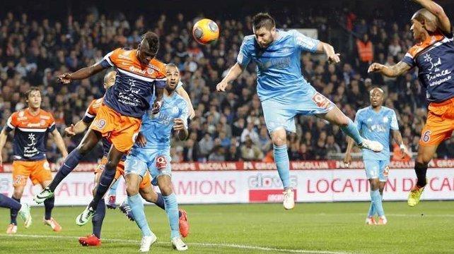 L'OM enchaîne à Montpellier (2-3)