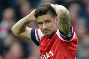 Arsenal : Giroud, un an et puis s'en va ?
