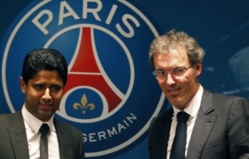 PSG - Nasser Al-Khelaïfi : « Je veux que Laurent Blanc reste. »