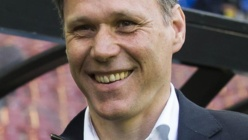 Marco van Basten entraînera l'AZ Alkmaar dès la saison prochaine
