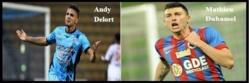 Mercato : Reims s'intéresse à Duhamel et Delort pour la saison prochaine !