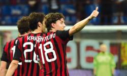 5 à la suite pour le Milan !