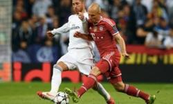 LdC : Robben surpris par la tactique défensive du Real, mais confiant pour le retour !