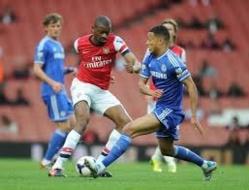 Arsenal : Abou Diaby de nouveau sur la touche !