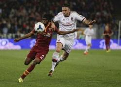 Milan rompt sa série pendant que la Roma continue la sienne