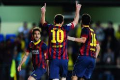 Le Barça renverse une situation bien mal embarquée !