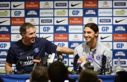 PSG : Ibra apporte son soutien à Laurent Blanc !