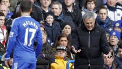 Chelsea : Mourinho dégomme Eden Hazard !